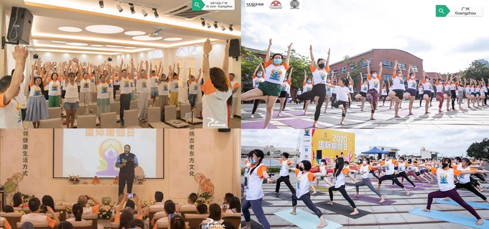 IDY 2020 (Guangzhou, Kunming, Chengdu & Dujiangyan)